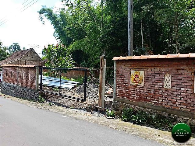 Villa Asri dekat area Wisata Jogja Utara