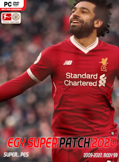 PES2020 EGY Super Patch 2020 1.0 By MODY 99 For PC