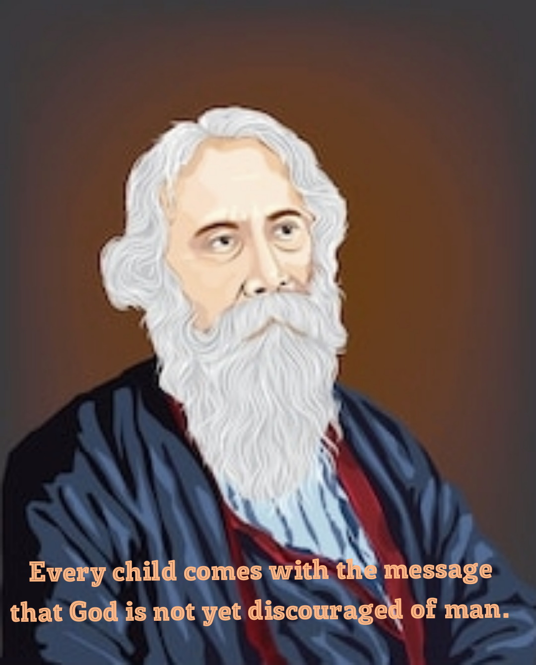 Top 10 Rabindranath Tagore quotes Download