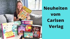 Neuheiten vom Carlsen Verlag