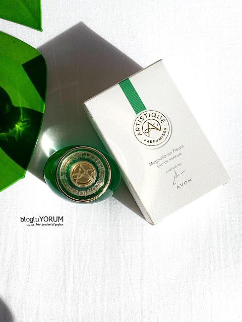 Avon Artistique Magnolia En Fleurs Parfüm incelemesi 1