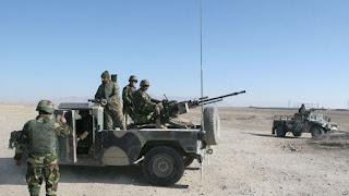 Waduh .. Afghanistan telah Kehilangan Kontrol Hampir Setengah Wilayahnya - Commando