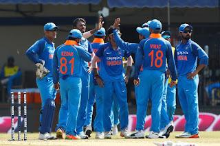India vs Australia 3rd ODI 2017 Highlights