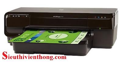 Máy in phun màu A3 Wifi HP OfficeJet 7110 - Dòng máy thế hệ mới