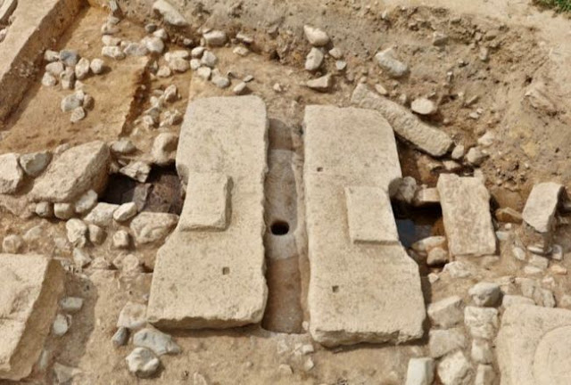 1,000 year old flushing toilet found in South Korea