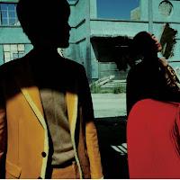 City shadows: Nick Yang captura las mejores colecciones de invierno para GQ Rusia