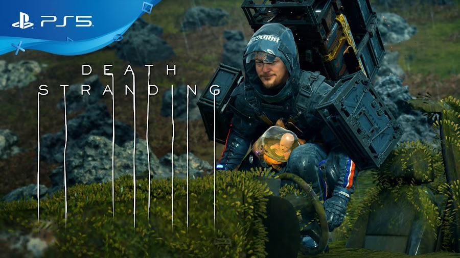 death stranding sequel spin-off teased hideo kojima ps4 social strand 2019 action game kojima productions sony interactive entertainment ps5 playstation 4