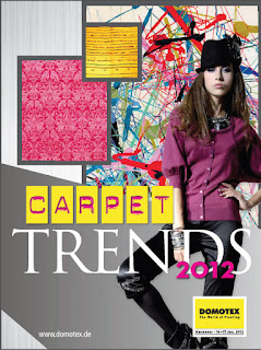 DOMOTEX 2012 Carpet Trends