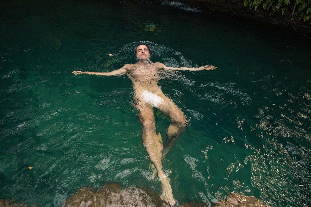 actor desnudo