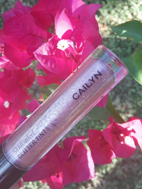 Cailyn Star Wave Glitter Tint 01 Gemini глиттерный тинт для губ, стойкая матовая помада, помада металлик, Кайлин Гемини
