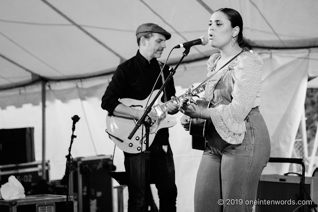 Lydia Persaud at Hillside Festival on Sunday, July 14, 2019 Photo by John Ordean at One In Ten Words oneintenwords.com toronto indie alternative live music blog concert photography pictures photos nikon d750 camera yyz photographer