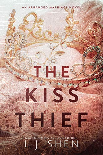 THE KISS THIEF BOOK COVER