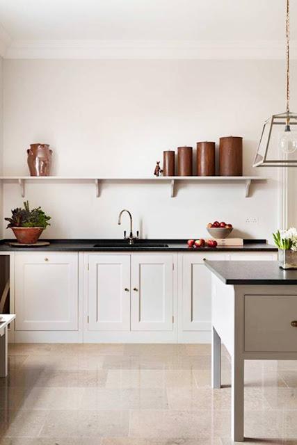 chọn lựa màu sắc cho tủ bếp