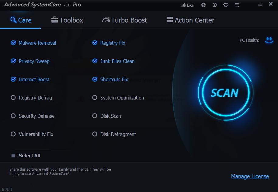 ASC versi 7.3 untuk Memperbaiki Kerusakan Windows Media player