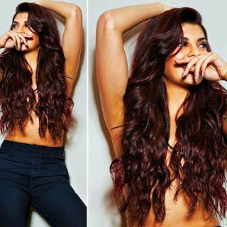 Jacqueline Fernandez Cosmopolitan India Photoshoot 2017