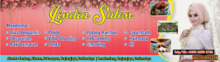 banner salon hias