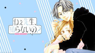 Nee Sensei, Shiranai no? de Aya Asano