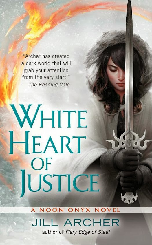 Review: White Heart of Justice by Jill Archer