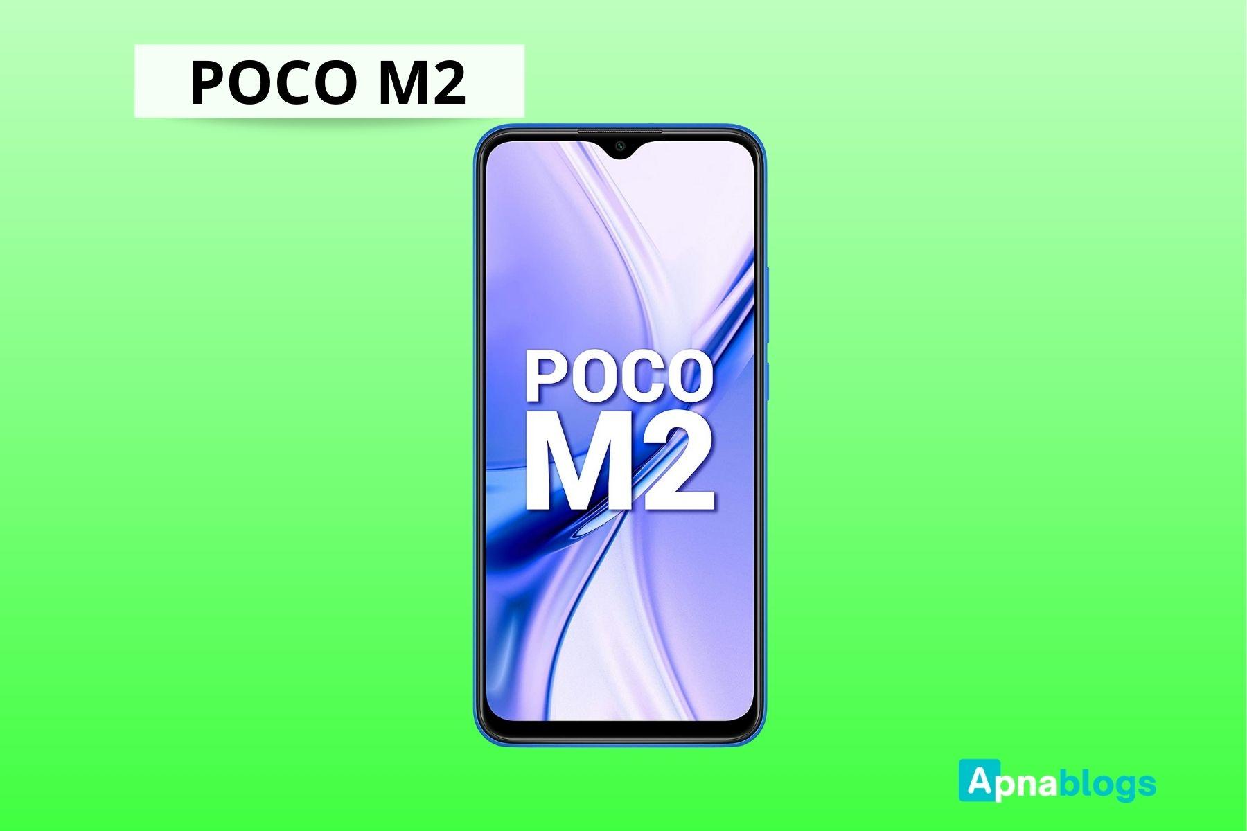MI Poco M2