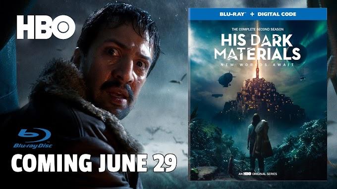 His Dark Materials: The Complete Second Season on Blu-ray/DVD June 29! (Warner Bros.)