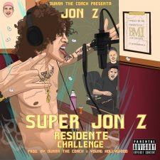 Jon-Z - Super Jon Z (Residente Challenge)