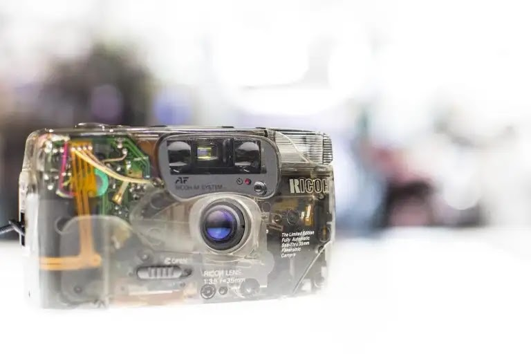 """""""Ricoh"""" camera: like a hawk's eye .. know the extraordinary features of the camera developed by """"Ricoh"""""""