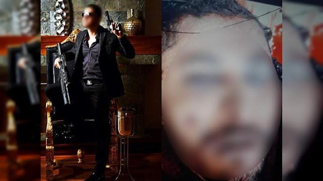 Fotografias; de El Chino Antrax ejecutado en la morgue  que confirman su muerte