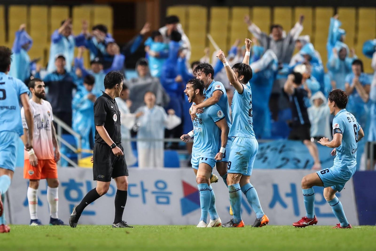 Preview: Gangwon FC vs Daegu FC K League 1 Cesinha
