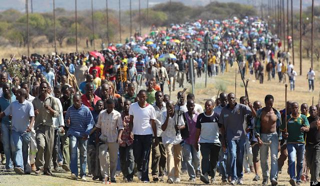 Ο Υβριδικός Πόλεμος και η περίπτωση της Νοτίου Αφρικής