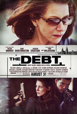 The Debt Film Poster