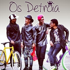 Os Detroia Feat. Dj Habias - Tem Tem
