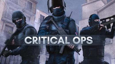 Critical Ops Apk Mod
