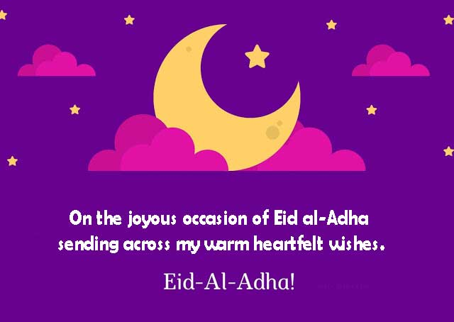 Happy Eid Ul Adha Mubarak Wishes Quotes