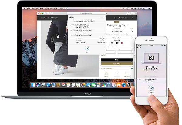WWDC 2016: Apple previews macOS Sierra with Siri and Apple Pay