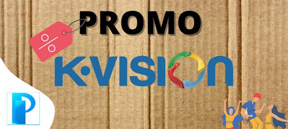 Promo K Vision Bulan Oktober 2021