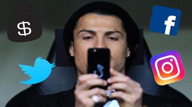 Wow! Ini Satu-satunya Orang Indonesia yang Diikuti Ronaldo di Twitter
