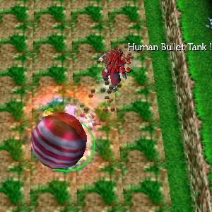 human bullet tank akimichi choji defend konoha