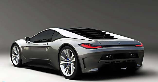 In 2016 The New BMW M1 Redesign
