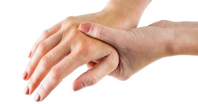 Cara Untuk Hilangkan Rasa Kebas Tangan