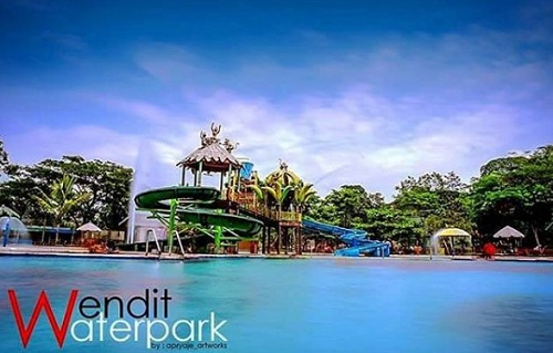 Wisata Wendit Water Park Malang