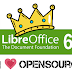 The king  of open source office suite version 6.3 is released!