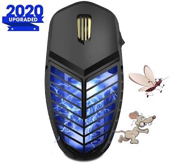 50% off  Ultrasonic Pest Repeller Mosquito Zapper