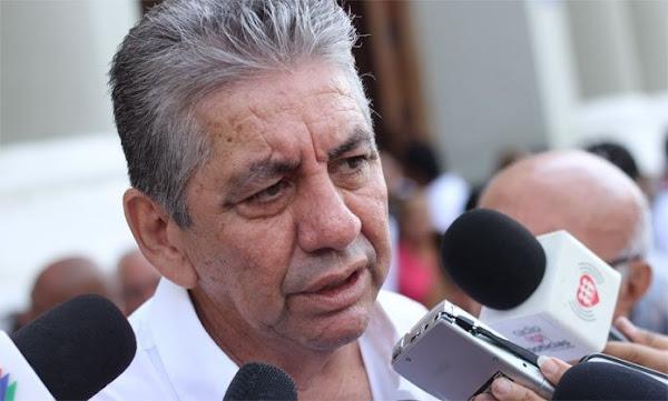 Alfredo Ramos está claro : ir a las elecciones es ir al matadero