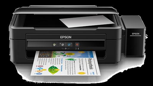 Epson L380 Resetter Tool (Adjustment Program) Download