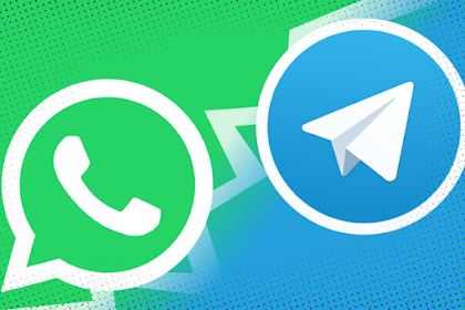 Aplikasi WhatsTgram - Whatsapp dan Telegram Gateway