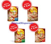 Logo Buoni sconto Pizza Catarì da stampare (soffice, croccante, senza Glutine, al Farro)