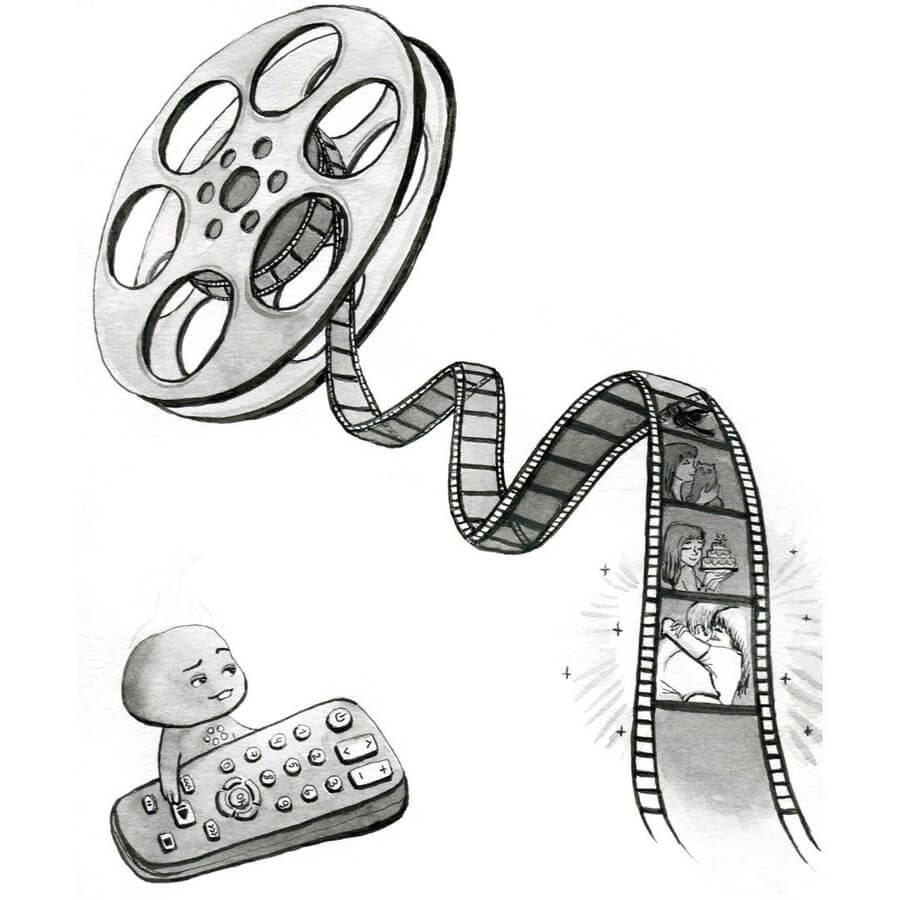 06-Vintage-movie-reels-Julia-www-designstack-co