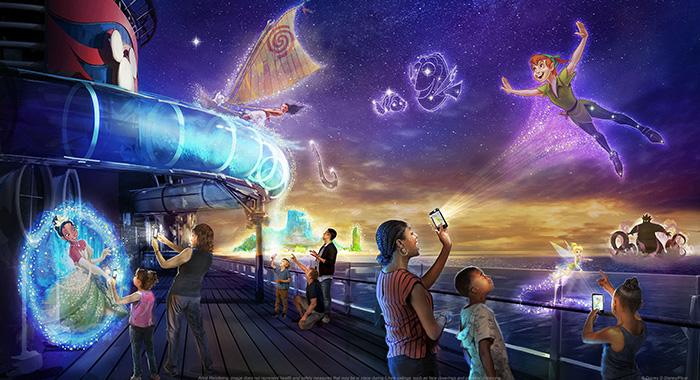 Disney Uncharted Adventure