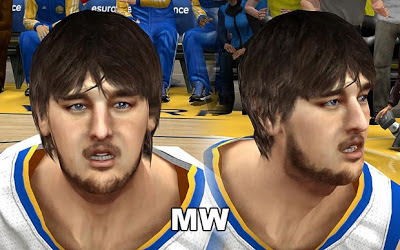 NBA 2K13 Andrew Bogut Cyberface Patcher