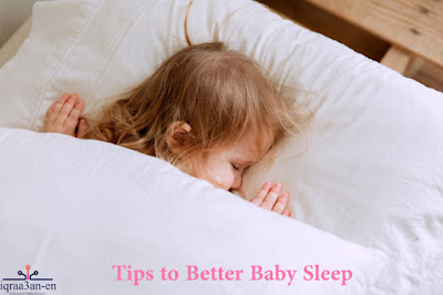 Tips to better baby sleep, Consistency is key, Make bedtime enjoyable, Swaddle your baby, Give children time to asleep, Give children a moment,  Do not make eye contact, Reject fun, Create a soothing environment, Block out the light, Recognize a tired baby, Lower temperature, Have necessities ready, Tag team, Lead children to the pacifier, A better sleep for all